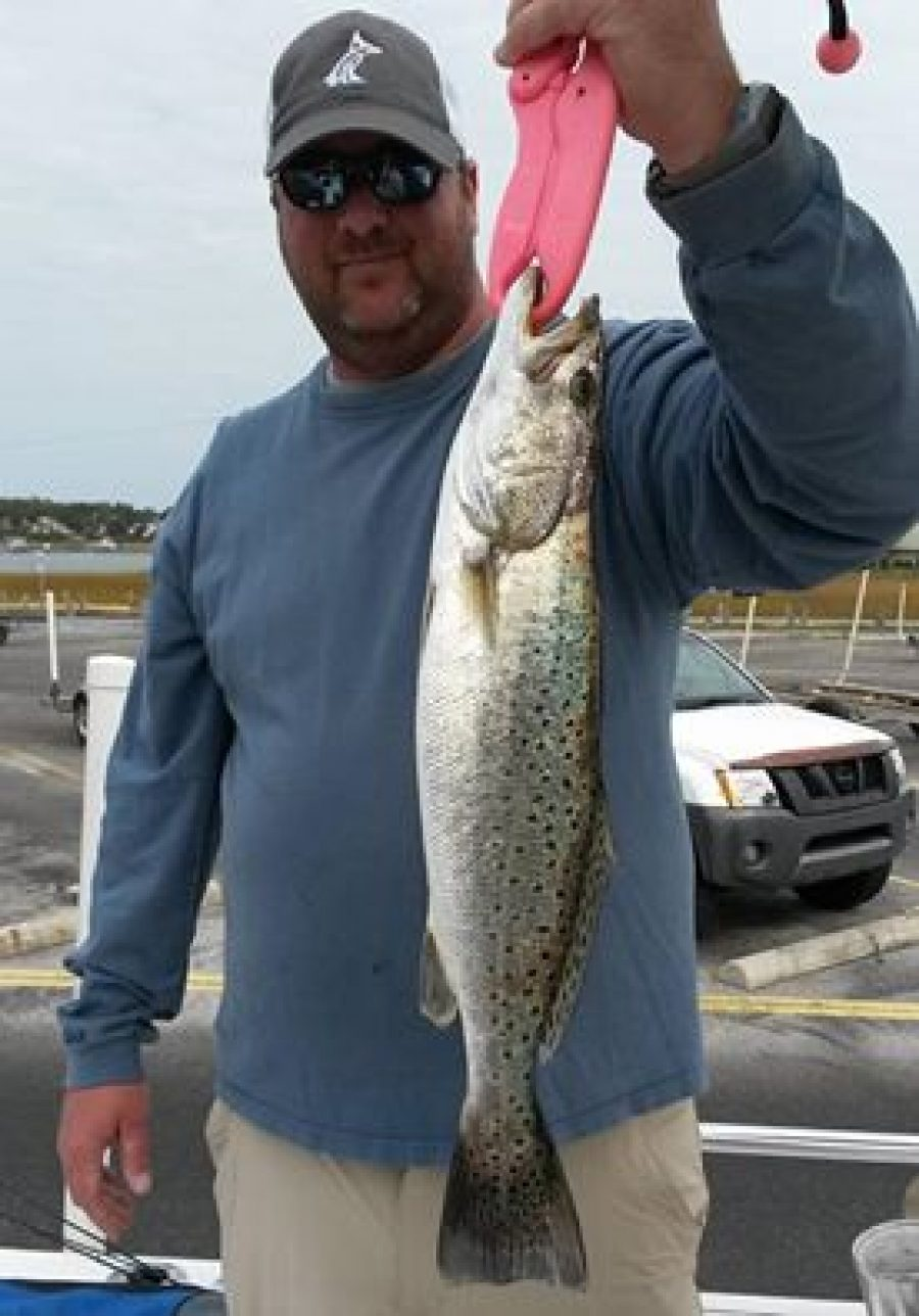 Nc fishing reports wilmington fishing charters for Wrightsville beach fishing report