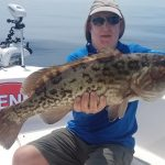 Wilmington Fishing Charters Grouper