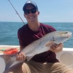 wilmington Fishing Charters RedFish